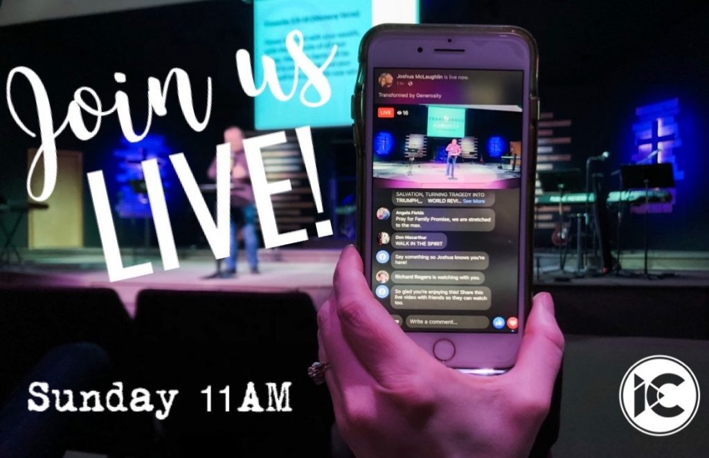 Join us live updated