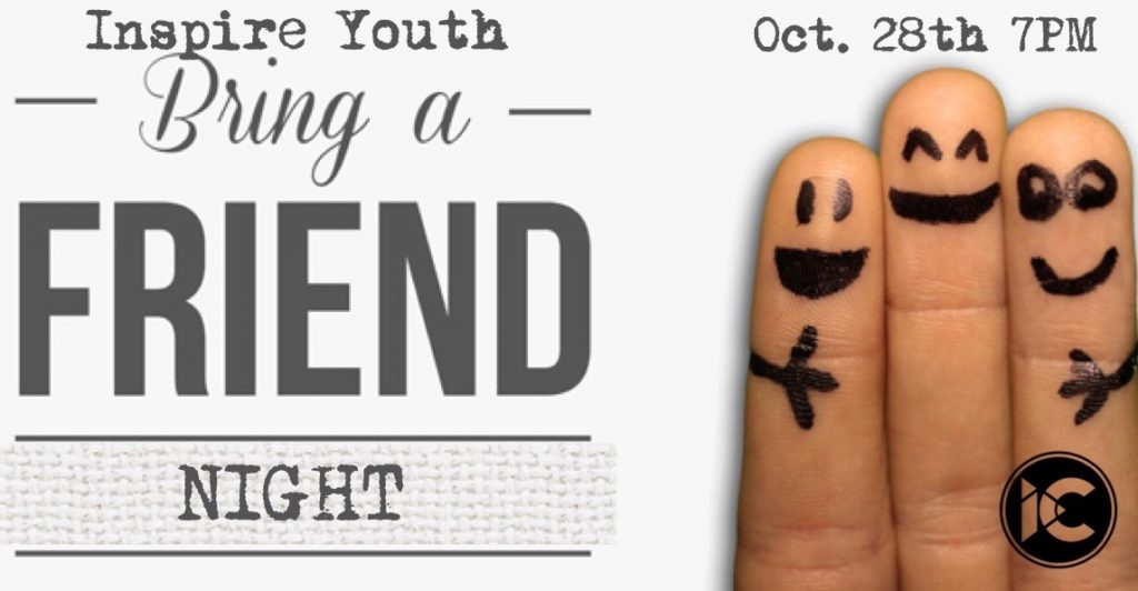 Bring a Friend Youth