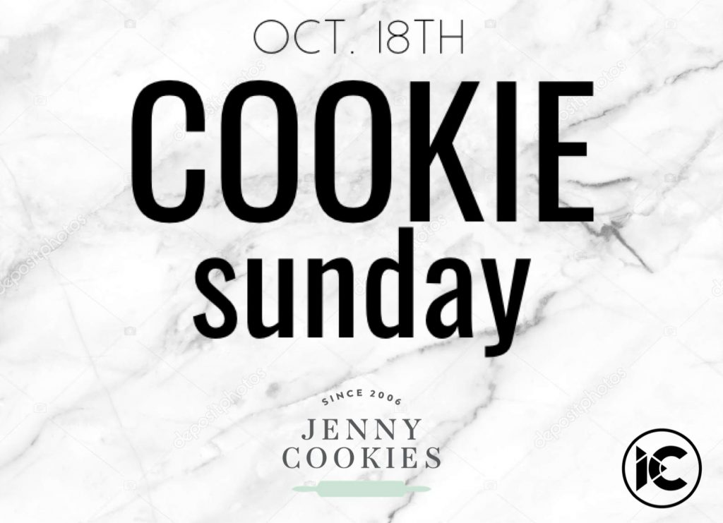 Cookie Sunday