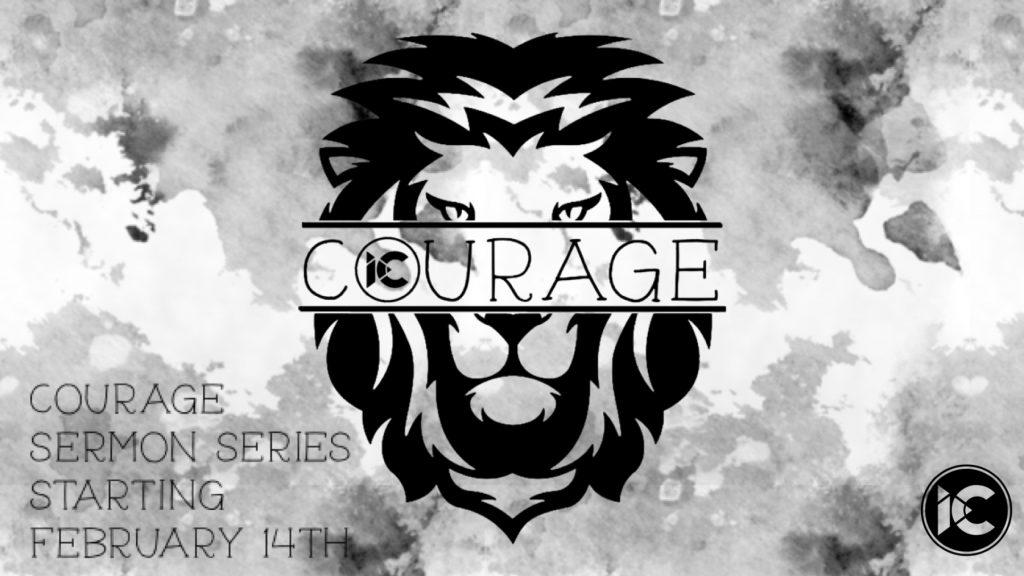 Courage Promo
