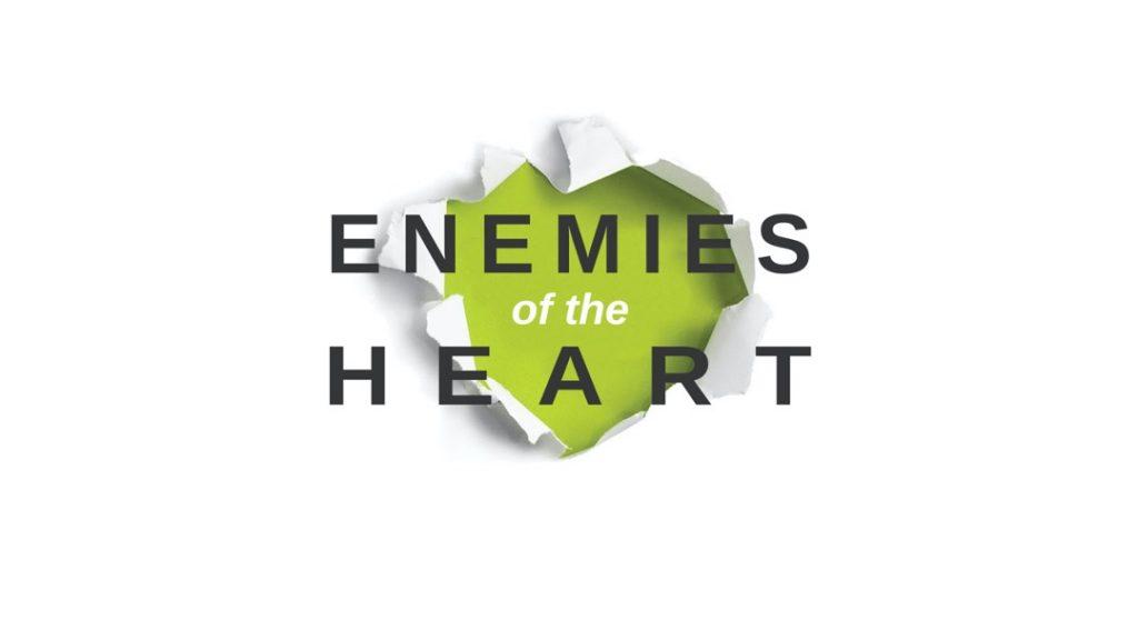 Enemies of The Heart Artwork