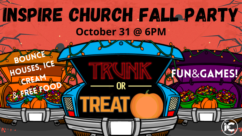 Fall Party-Trunk or Treat