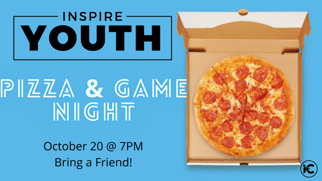 Youth Pizza _ Game Night